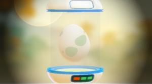 ポケモンGO 孵化装置 画像